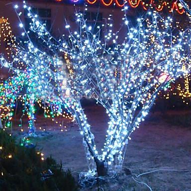 10 ίντσες Φώτα σε Κορδόνι 100 LEDs Άσπρο 110 V