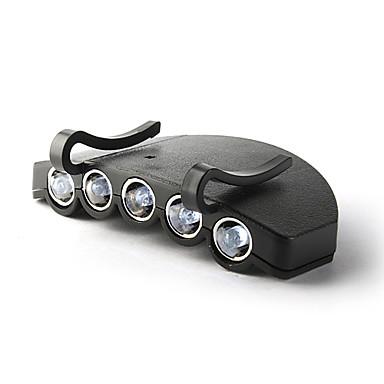 Lumini de Bicicletă Lumini Capac LED Ciclism CR2032 Lumeni BaterieCamping/Cățărare/Speologie Utilizare Zilnică Scufundare/Canotaj
