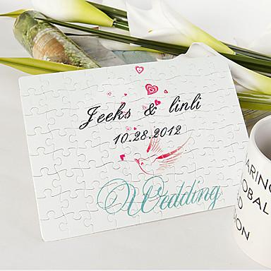 puzzle personalizat - scrisoare de dragoste
