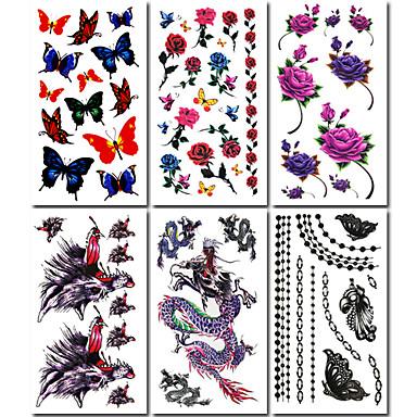 #(6) Kuvio Muut Tatuointitarrat
