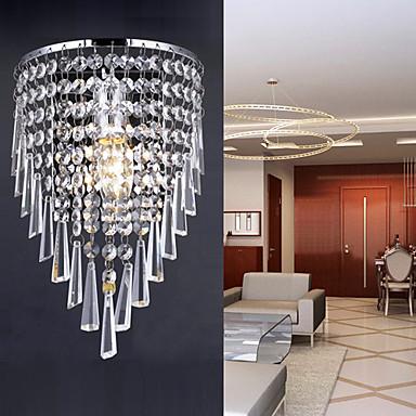Κρυστάλλινο Μοντέρνο / Σύγχρονο Σαλόνι Wall Light 110-120 V / 220-240 V