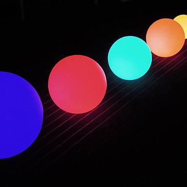 3w открытом привело свет в форме шара - изменение цвета
