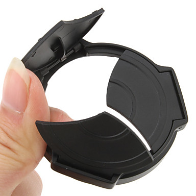 Capac lentila auto pentru Panasonic Lumix DMC-LX5