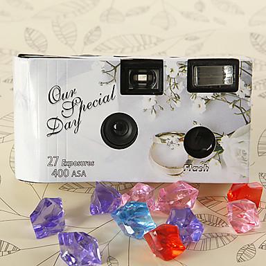 éternelle appareil photo spécial mariage bague jetable