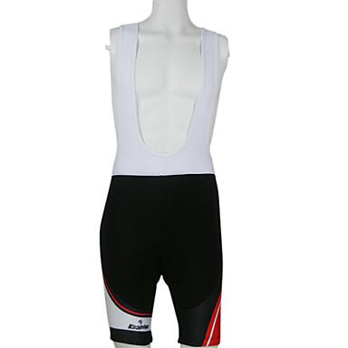 Kooplus Men's Cycling Bib Shorts Bike Shorts Bib Shorts, Quick Dry, Breathable, Summer, Polyester