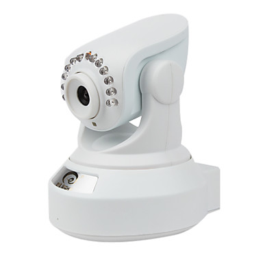 H.264 Plug & Play Wireless IP Camera Indoor Pan Tilt