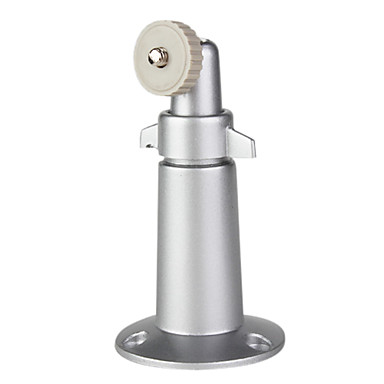 Wall Mount Stand Bracket for CCTV Security Camera (Base diameter: 5.5cm)