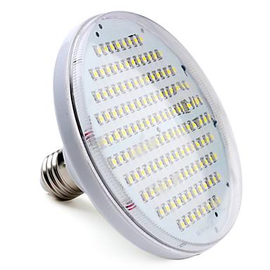 E26/E27 6 W 136 SMD 3528 400 LM Natural White PAR Decorative Spot Lights AC 220-240 V