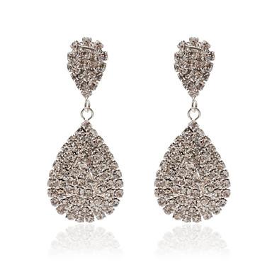 18K Gold Plated Crystal Fashion Oorbellen