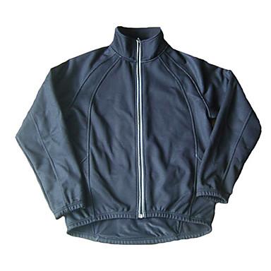 Jaggad 50% poliester și 50% coolmax vânt impermeabil ciclism jachetă (iarna)