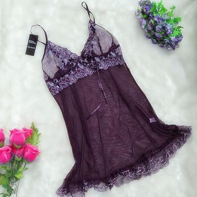 transparent blonde nattøj kjole (bust :80-120cm)