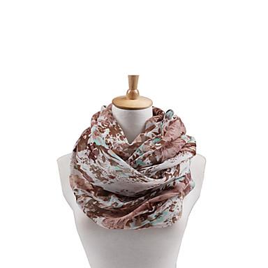 Великолепная хлопок / полиэстер специальные шарф воздухе (другие цвета)