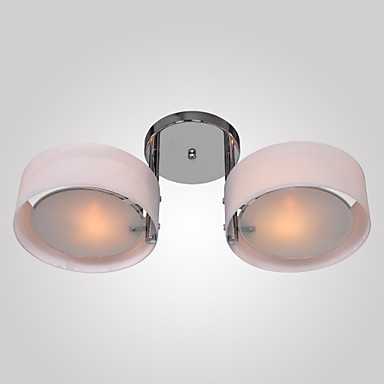 Lightinthebox Χωνευτή τοποθέτηση Ατμοσφαιρικός Φωτισμός - Mini Style, 110-120 V / 220-240 V Δεν συμπεριλαμβάνεται λαμπτήρας / 20 - 30τμ / E26 / E27
