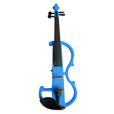 Chow's - (EV03) 4/4 Basswood Electric Violin Outfit (Multi-Color)