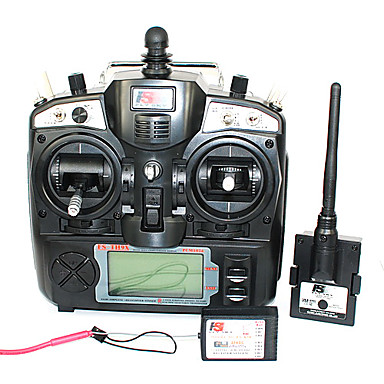 FlySky FS-TH9X 2.4G 9CH RC Transmitter with Receiver for RC airplane& helicopter