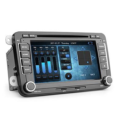 android 7 tommers bil dvd-spiller for VW (kapasitiv berøringsskjerm, gps, dvb-t, wifi, 3g)