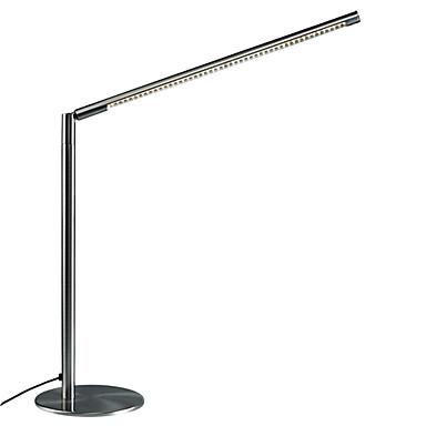7w lampe de table conduit avec une finition électrolytique lumière