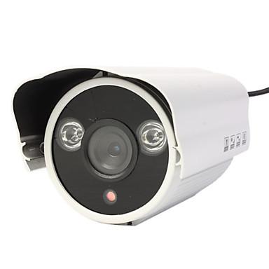 Power over Ethernet מצלמת IP רשת HD (PoE) + 1.3 מגה פיקסל, 720p, P2P