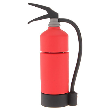 16Gt USB muistitikku usb-levy USB 2.0 Muovi Cartoon Kompakti koko Fire extinguisher