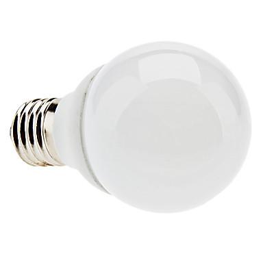 E27 3W 240-270LM 3000-3500K Warm White Light LED Ball Bulb (85-265V)