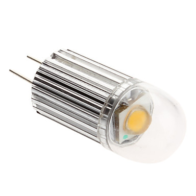 1.5W G4 LED-spotlampen 1 Krachtige LED 150 lm Warm wit DC 12 V