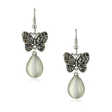 Ogrlice s privjeskom Personalized Europska Opal Animal Shape Rukav leptir zaslon u boji Jewelry Za