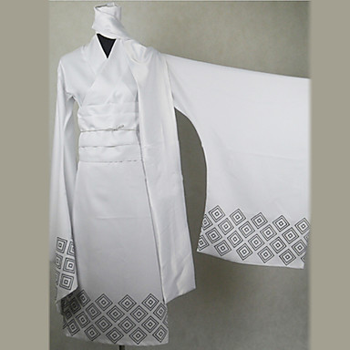 Inspirat de Grandson Nurarihyon lui Tsurara Oikawa Anime Costume Cosplay Costume Cosplay Kimono Imprimeu Manșon LungCentură Kimono Coat