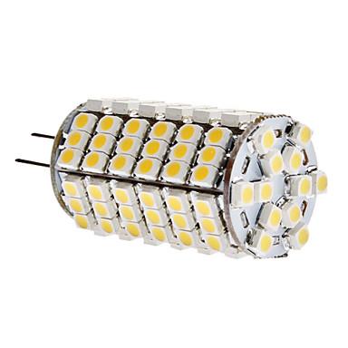 2W 3000lm G4 LED Mais-Birnen T 120 LED-Perlen SMD 3528 Warmes Weiß 12V
