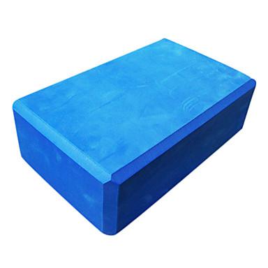 エクストラハードブルー環境のEVAヨガブロック(23x15x8cm)