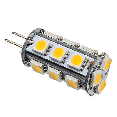 2w g4 vodio mis svjetla t 18 smd 5050 210-230lm toplo bijelo 3000k dc 12v