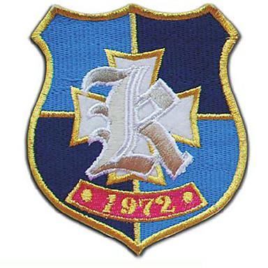 Šperky / Odznak Inspirovaný Cosplay Cosplay Anime a Videohry Cosplay Doplňky Odznak Niebieski Polyester Dámský