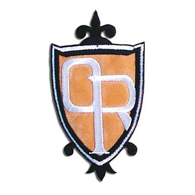 Šperky Odznak Inspirovaný High School hostitele Club Mitsukuni Haninozuka Anime Cosplay Doplňky Odznak Polyester Pánské