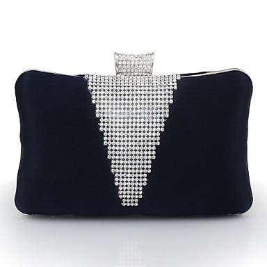 Women's Matte Silk Evening Bag