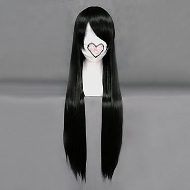 Косплэй парики Джинтама Katsura Kotarou Аниме Косплэй парики 80 См Термостойкое волокно Муж.