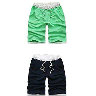 Мужская Летний сезон Мода Шорты повседневные