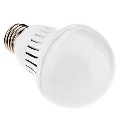 6000 lm E26/E27 LED Küre Ampuller A60(A19) 46 led SMD 3014 Doğal Beyaz AC 220-240V