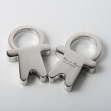 Temă Clasică Favoruri Keychain aliaj de zinc Breloc - 4
