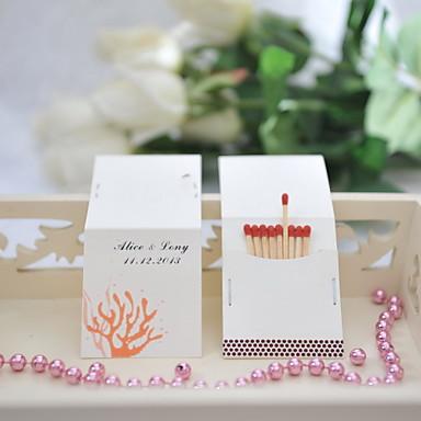 Düğün / Parti Malzeme Sert Kart Kağıdı Düğün Süslemeleri Kumsal Teması / Düğün Bahar Yaz Tüm Mevsimler