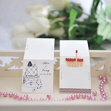 Hochzeitsfeier Hartkartonpapier Fasergemisch Hochzeits-Dekorationen Klassisch Ganzjährig