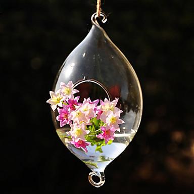 Glas Tabelle Zentrum Stück - Nicht-individualisiert Vasen Ganzjährig