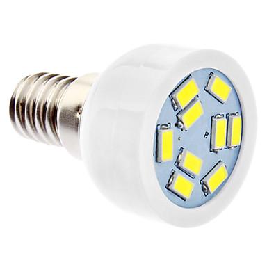 daiwl E14 3 w 9xsmd5630 240-270lm 5500-6500k přirozené bílé světlo LED Spot žárovky (220-240V)