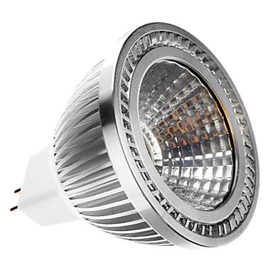 2700 lm GU5.3(MR16) LED-spotlys MR16 1 leds COB Varm hvid AC 12V DC 12V