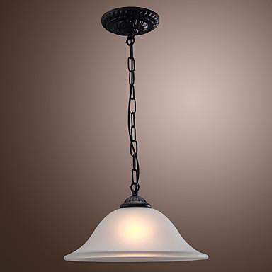 Bowl / Traditional / Classic Pendant Light Downlight - Mini Style, 110-120V / 220-240V Bulb Not Included