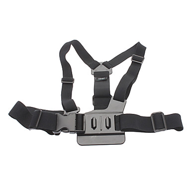Chest Harness Straps Shoulder Strap 147-Action Camera,Gopro 5 Gopro 3 Sports DV Universal Aviation Film and Music Hunting and Fishing
