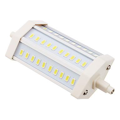 1350 lm R7S Becuri LED Corn T 30 led-uri SMD 5630 Alb Rece AC 85-265V