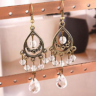 drop cercei victorian vintage drop bijuterii clasic stil feminin
