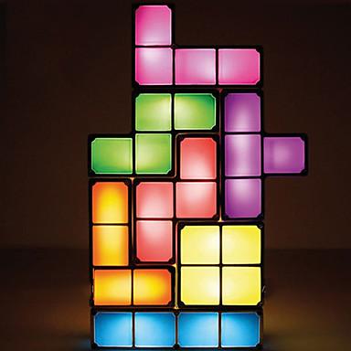LED Tetris Sensor Night Light