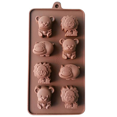 Mold Animal For Pie For Cookie For Cake Silicone DIY High Quality 3D