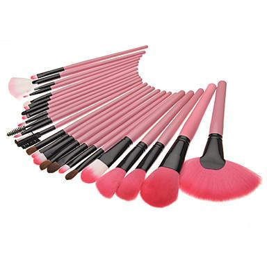 Professional Makeup Bürsten Bürsten-Satz- Sonstige Pinsel / Nylon Pinsel / Kunstfaser Pinsel Auge / 2 * Concealer Pinsel / 1 * Schwamm