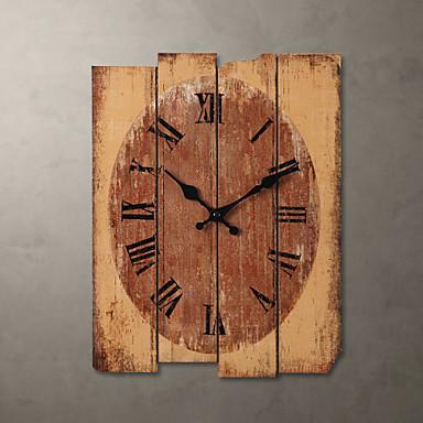 Landhaus Stil Holz Rechteckig AA
